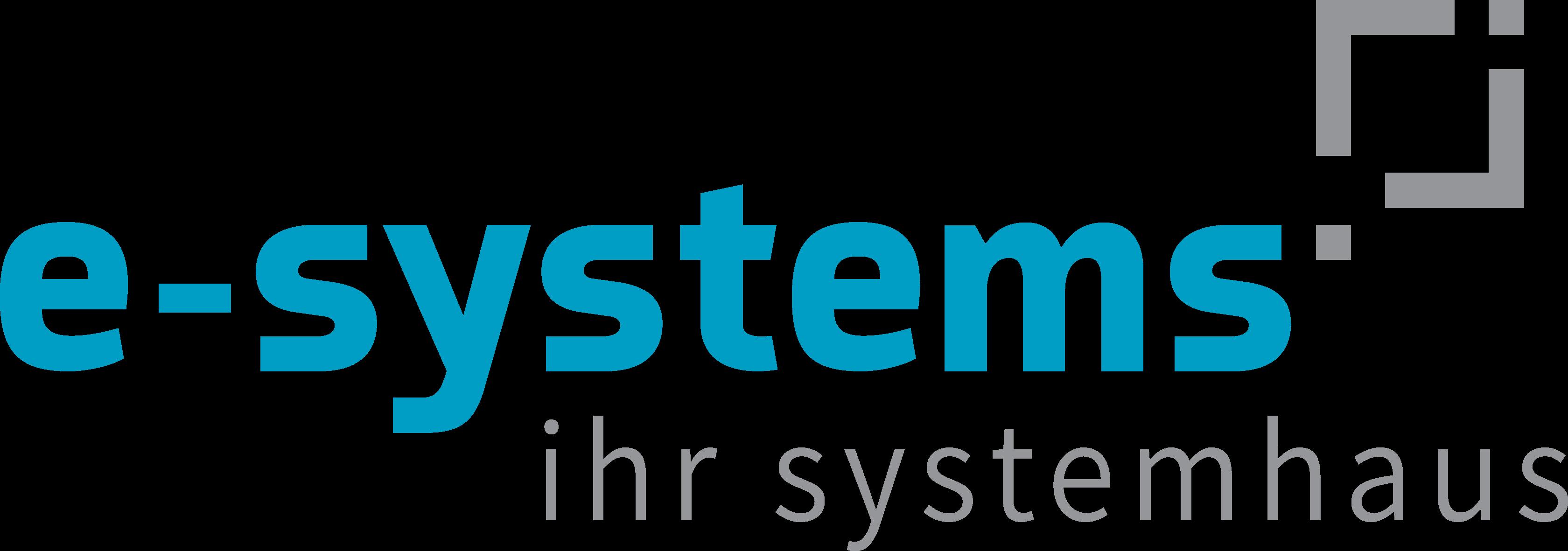 e systems logo